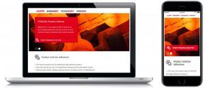 Digital Product Selector Henkel