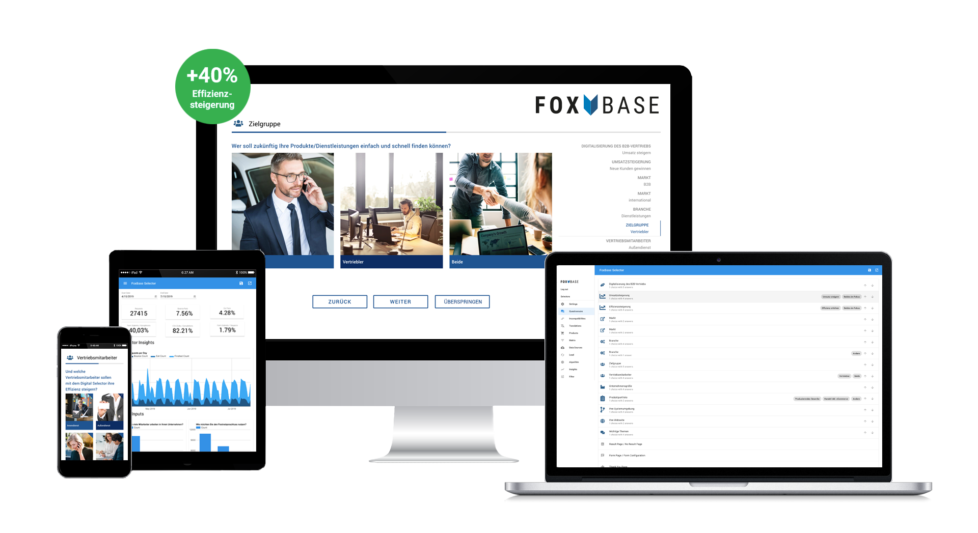 Guided Selling FoxBase