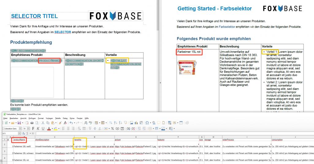 Erstellen einer PDF