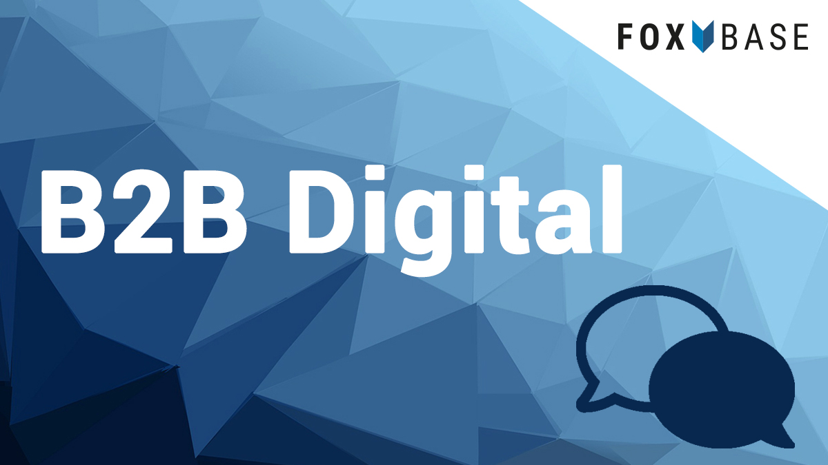 "Meetup Gruppe ""B2B Digital"""