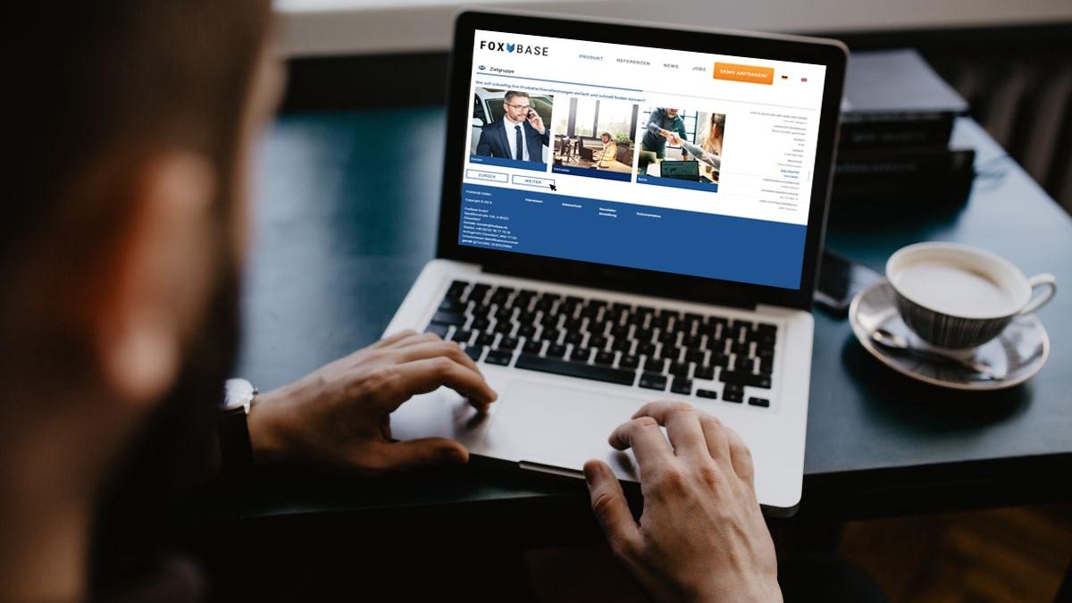Digitalisierung des B2B-Vertriebs