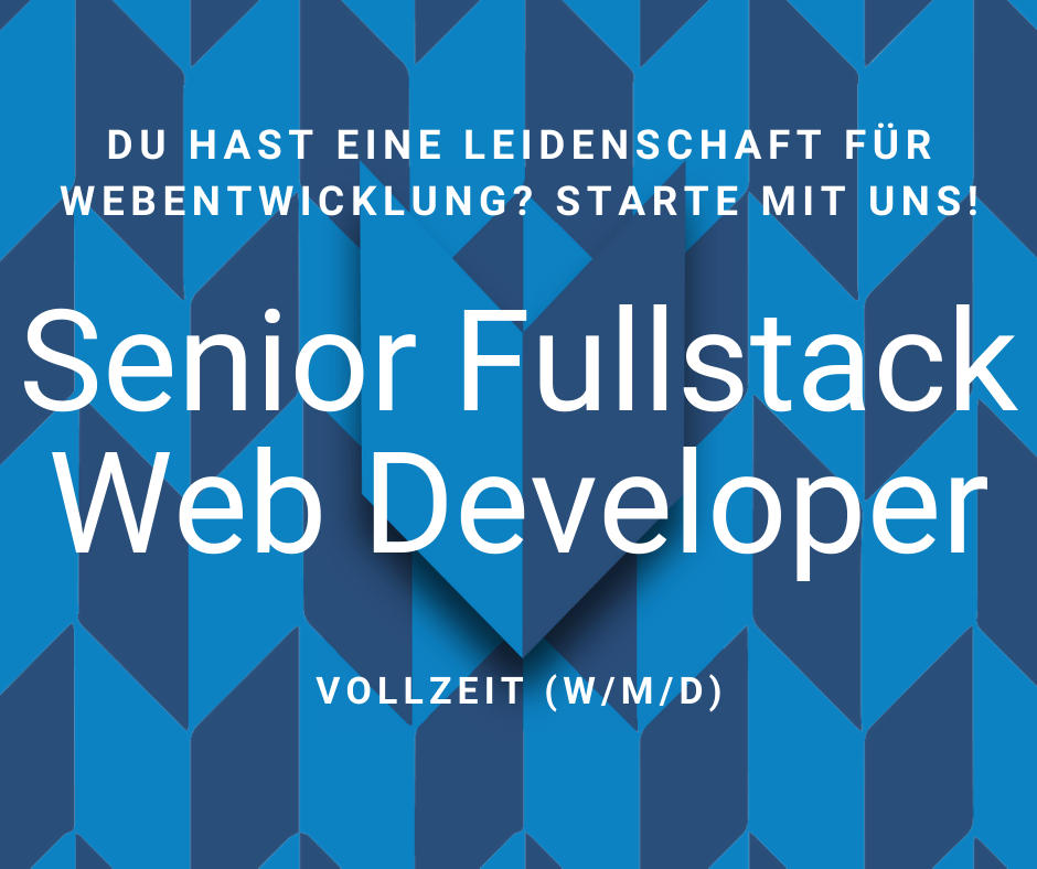 Senior Fullstack Web Developer