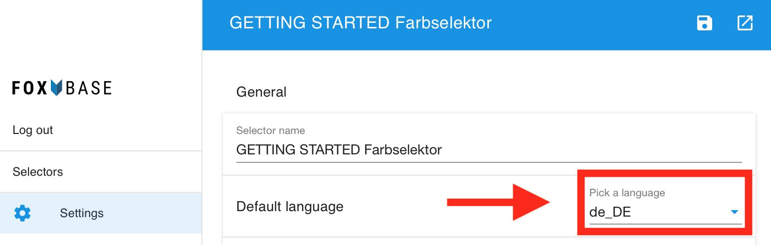 Deutsch als Standardsprache