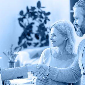 Shaping customer loyalty in B2B