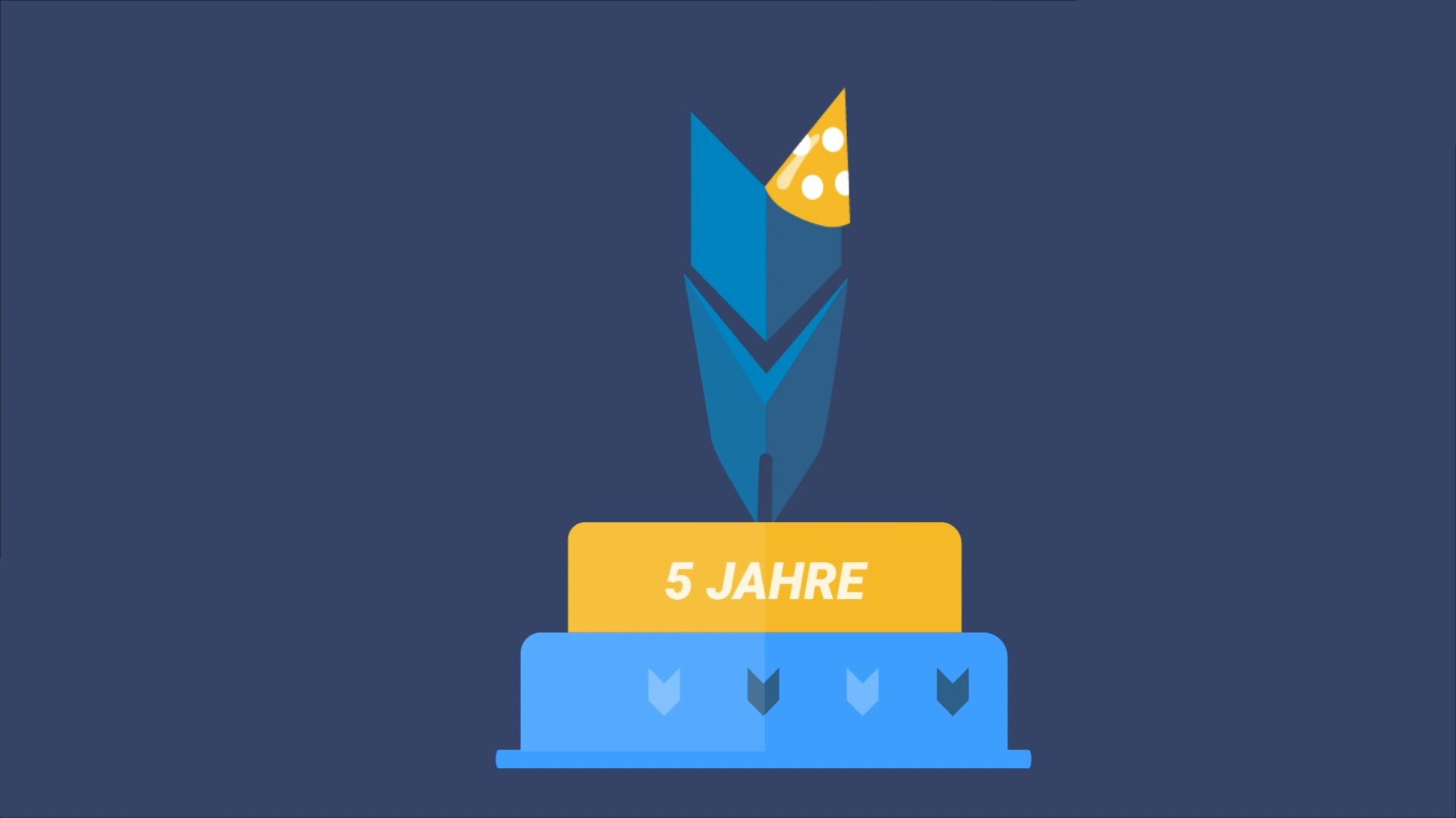 FoxBase feiert 5. Geburtstag