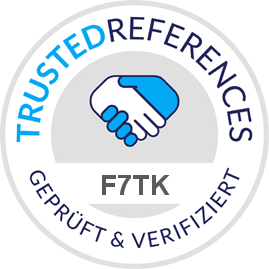 Trusted References Logo
